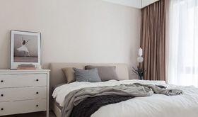 100平米三室两厅混搭风格卧室图