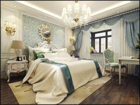 130平米三法式风格卧室图