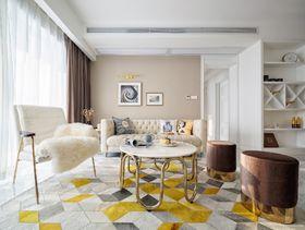 100平米三室两厅其他风格客厅图