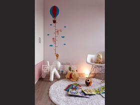 10-15万120平米三室一厅现代简约风格儿童房装修图片大全