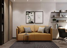 经济型60平米北欧风格客厅设计图