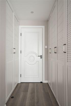 120平米三室两厅美式风格衣帽间装修图片大全