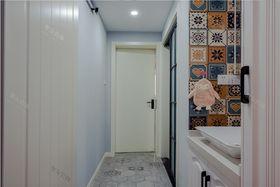 60平米一室一厅北欧风格走廊图