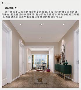 140平米复式欧式风格走廊图片
