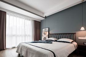 50平米公寓北欧风格卧室图
