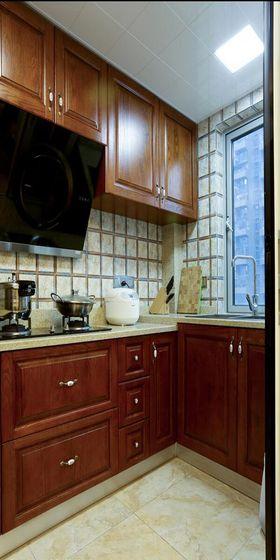 5-10万60平米混搭风格厨房装修图片大全