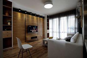 80平米北欧风格客厅效果图