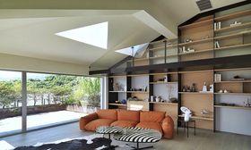 140平米別墅現代簡約風格客廳圖片大全