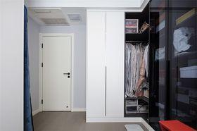 110平米三室三厅混搭风格玄关图片大全