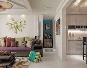 10-15万100平米东南亚风格客厅欣赏图