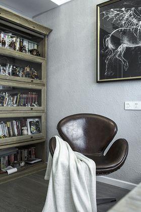 20万以上140平米四室两厅英伦风格卧室图片