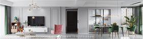 140平米四室两厅北欧风格玄关装修案例