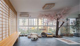 日式风格阳光房设计图