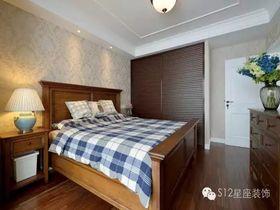 80平米法式风格法式家具设计图