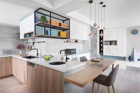 130平米其他风格厨房装修图片大全
