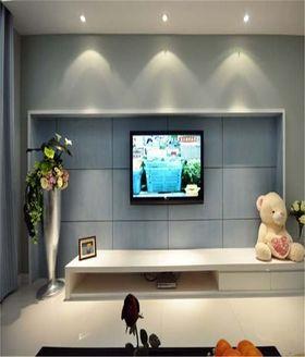经济型80平米现代简约风格客厅欣赏图