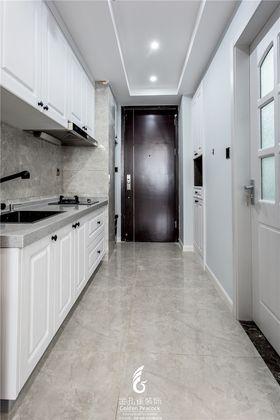经济型50平米一室一厅北欧风格厨房装修图片大全