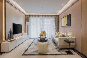 140平米四宜家风格客厅欣赏图
