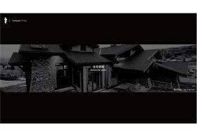 豪華型140平米四室兩廳現代簡約風格客廳裝修圖片大全