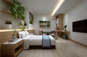 豪华型140平米东南亚风格卧室装修图片大全