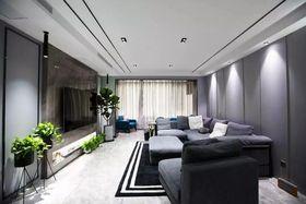 5-10万70平米四室两厅北欧风格客厅装修图片大全