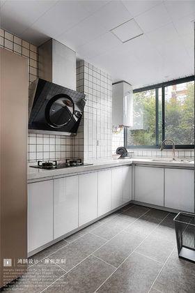 120平米三室两厅北欧风格厨房装修案例