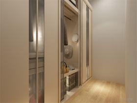 100平米三室两厅现代简约风格衣帽间装修案例