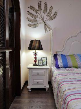 120平米复式混搭风格卧室设计图