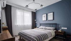 130平米三室兩廳北歐風格臥室效果圖