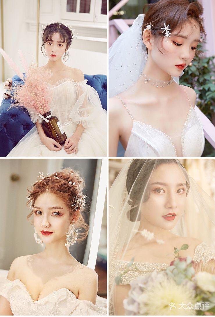 【薇拉上善造型】c档市外新娘造型新娘妆