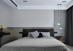 80平米三现代简约风格卧室图片
