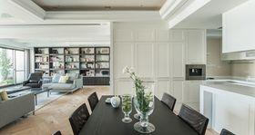 5-10万80平米混搭风格厨房装修效果图
