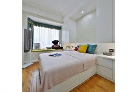 110平米三室两厅现代简约风格卧室效果图