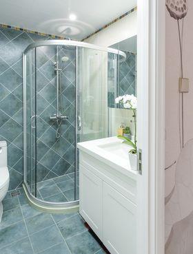 130平米三室两厅北欧风格卫生间设计图