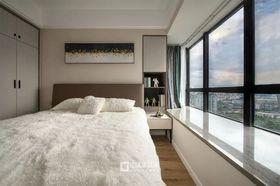 100平米四室两厅现代简约风格卧室装修图片大全