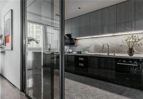 120平米三室兩廳現代簡約風格廚房裝修案例