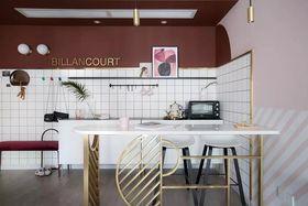90平米现代简约风格餐厅装修效果图