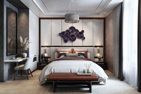110平米三室兩廳現代簡約風格臥室裝修案例