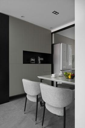 80平米現代簡約風格餐廳效果圖