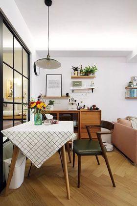 40平米小戶型現代簡約風格餐廳效果圖