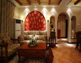 3-5万90平米地中海风格客厅效果图