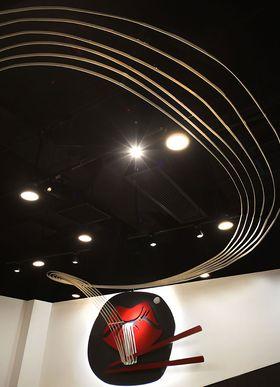 90平米现代简约风格其他区域装修效果图
