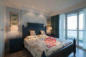经济型120平米美式风格卧室欣赏图