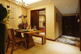10-15万140平米三室两厅东南亚风格餐厅图片