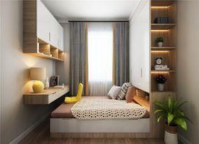 40平米小户型北欧风格卧室装修效果图