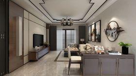 130平米四欧式风格客厅欣赏图