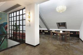 140平米别墅北欧风格阁楼效果图