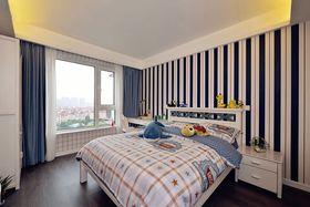 豪华型140平米四室两厅现代简约风格卧室欣赏图