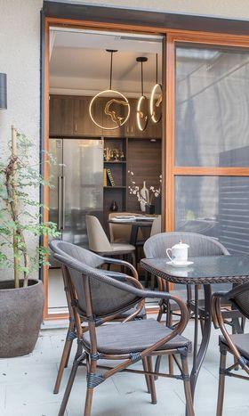 110平米三室一厅中式风格其他区域效果图
