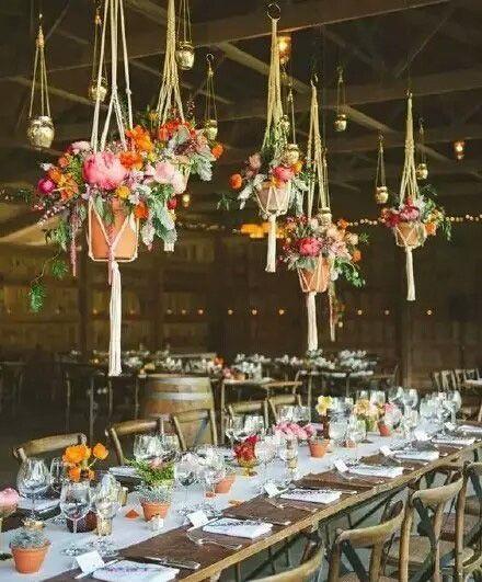 怎样用鲜花布置出高逼格的婚礼场地